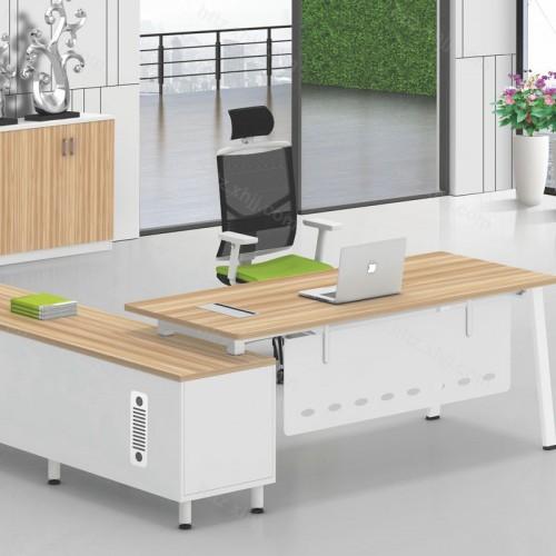 简约现代大气总裁桌办公桌主管经理桌22