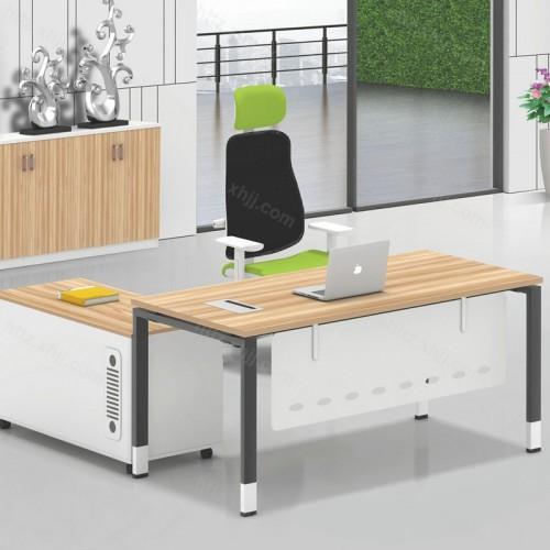 简约办公老板桌经理桌单人办公桌23