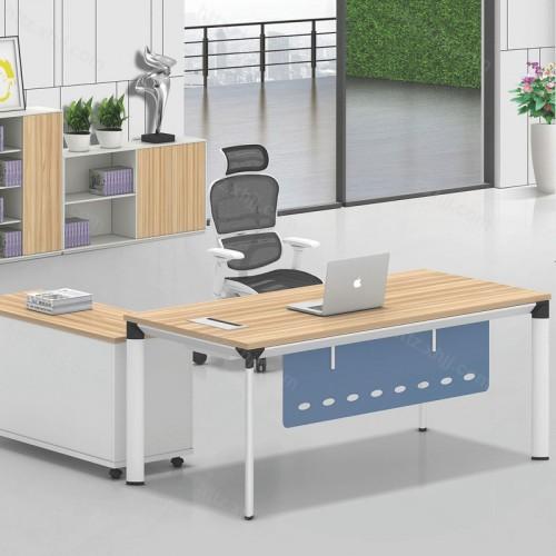 简约现代总裁桌办公老板桌经理桌26