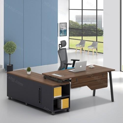简洁现代老板办公桌主管经理办公桌33