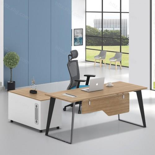简洁现代职员办公桌老板主管办公桌36