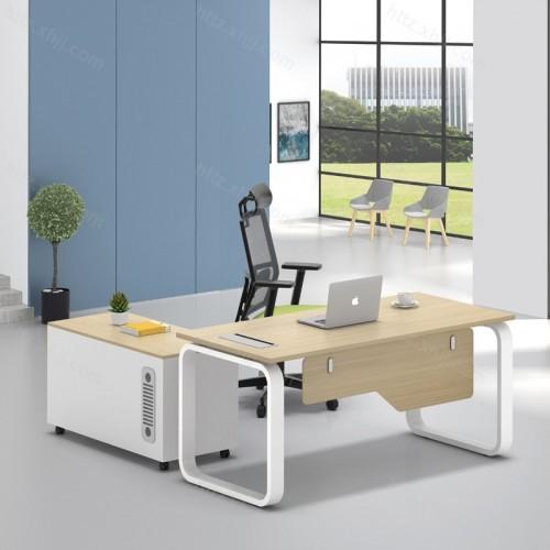 简洁现代经理办公桌老板主管办公桌38