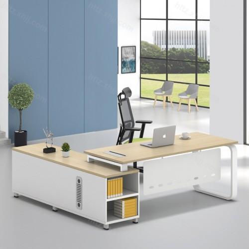 简洁现代经理办公桌老板主管办公桌39