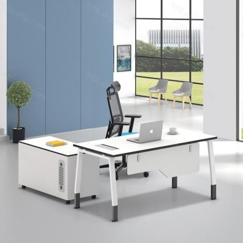 简洁现代经理主管办公桌41