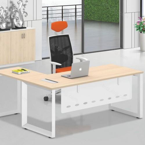 简约现代职员办公桌06