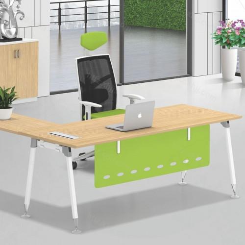 简约现代职员办公桌10