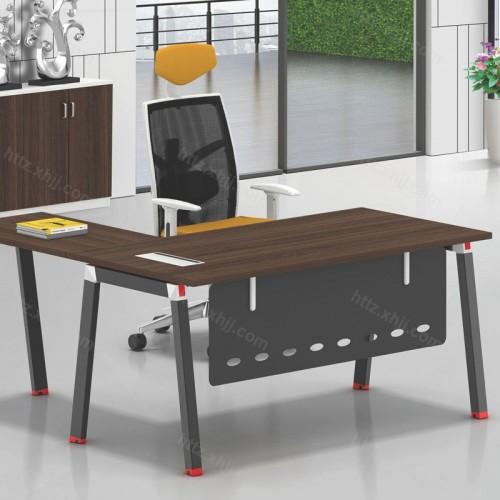 简约现代职员办公桌11