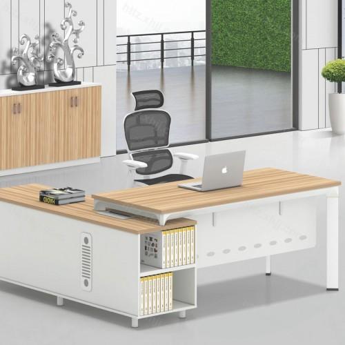 简约现代办公总裁经理桌主管桌14