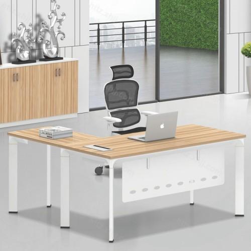 简约现代办公桌15