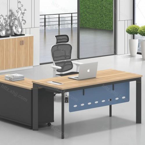 简约现代主管桌总裁经理桌老板办公桌16