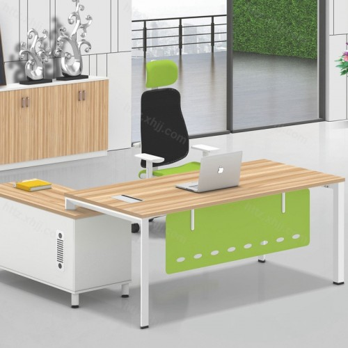 简约现代办公桌老板桌主管经理桌21
