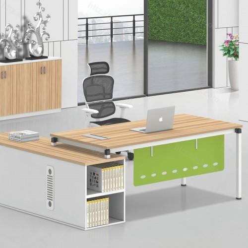 简约现代电脑桌老板桌主管经理桌22