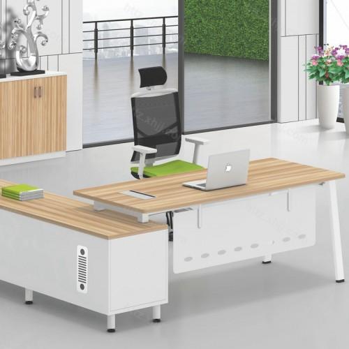 简约老板办公桌经理桌电脑桌28