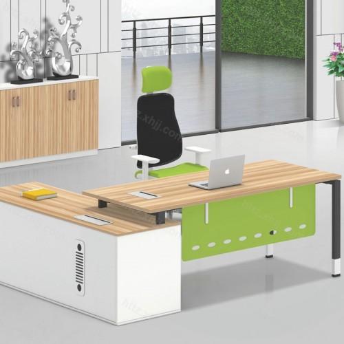 简约现代经理办公桌电脑桌31