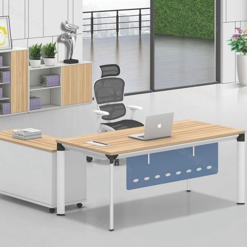 简约现代主管桌总裁经理桌老板办公桌32