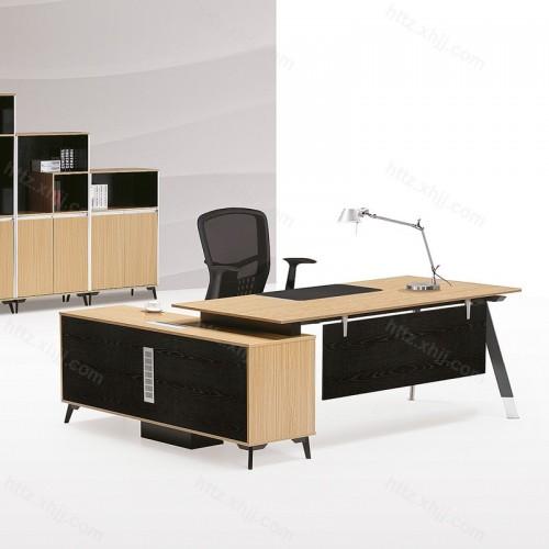 现代简约总裁老板经理主管办公桌41