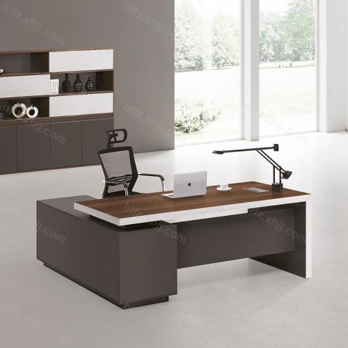 高档老板桌办公桌主管桌经理桌 43
