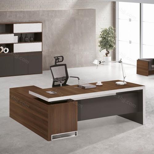 办公家具现代老板桌办公桌总裁经理桌 44