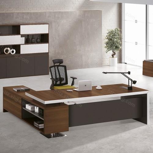 办公家具老板桌简约现代经理电脑办公桌 45