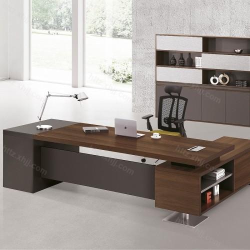 办公家具老板桌简约现代总裁桌经理主管桌 46