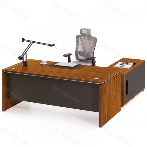 简约现代总裁桌经理主管办公桌 51