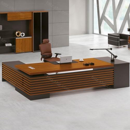 简约现代老板桌总裁经理主管办公桌 53