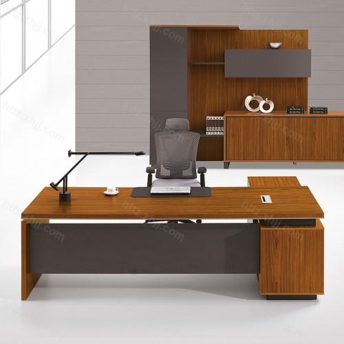 简约大气老板桌总裁经理主管办公桌 54