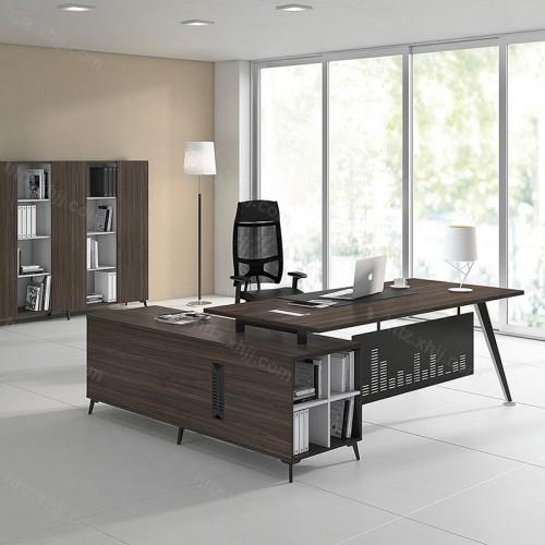 大气老板桌简约现代主管桌经理桌办公桌57