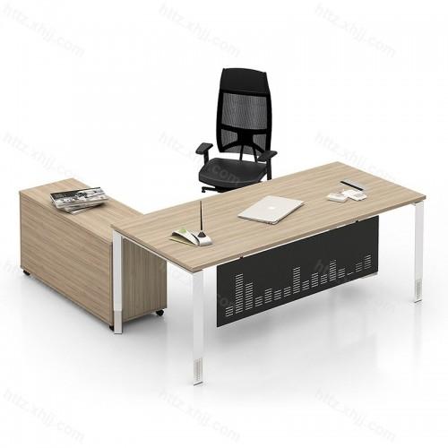 简约现代办公室职员经理桌电脑老板桌60