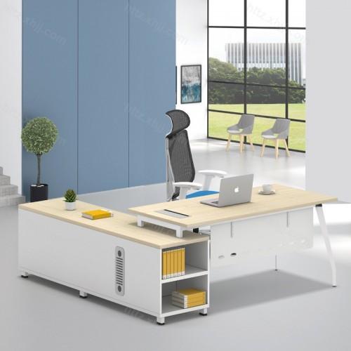 时尚办公家具老板桌简约现代经理桌主管桌63