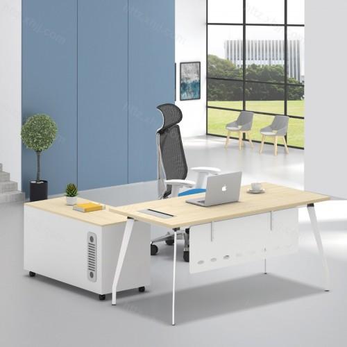 时尚简约现代办公老板桌主管桌办公桌65