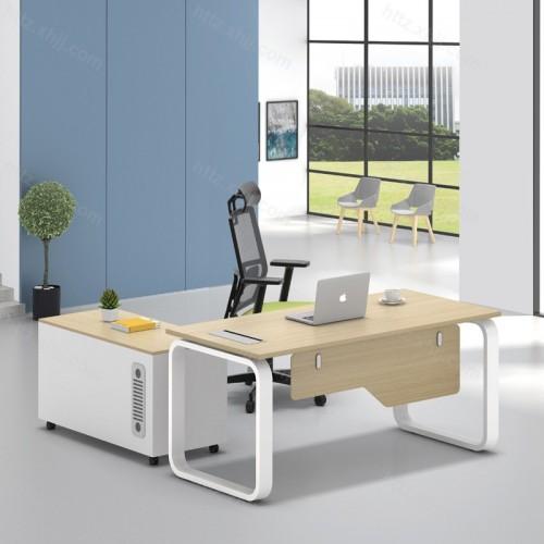 办公时尚主管桌简约现代老板经理办公桌72