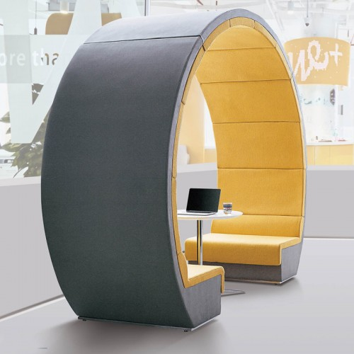 简约办公创意休闲沙发接待沙发19