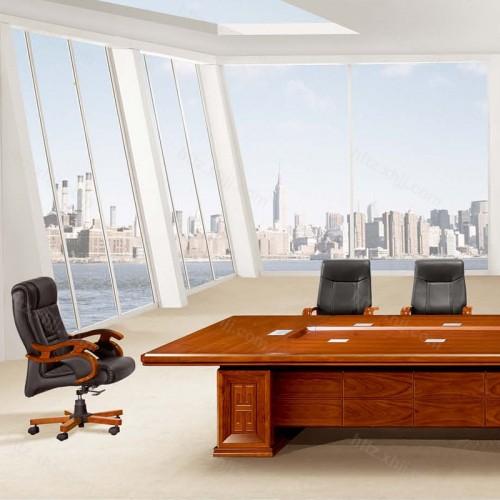 办公家具简约现代长方形大型会议桌CK 6036