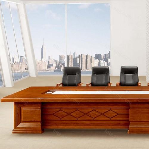 办公家具简约现代长方形大型会议桌CK 6005