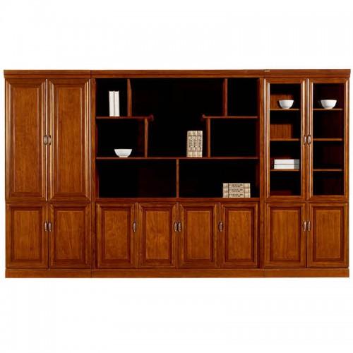 实木办公书柜办公文件柜CY2012-1