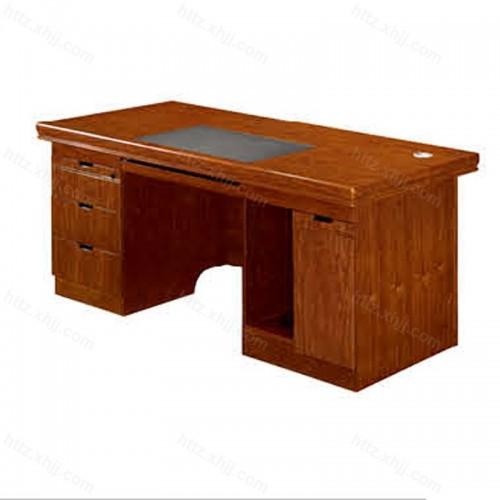 办公桌班台实木油漆电脑桌CT 1603Z