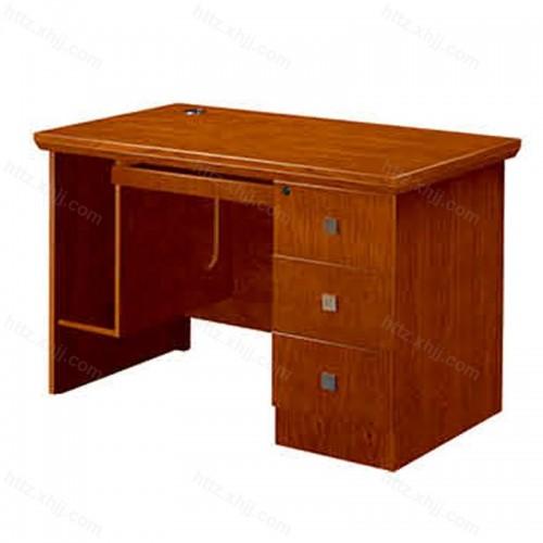 简约办公桌班台实木油漆经理桌电脑桌CT 1218-1Z
