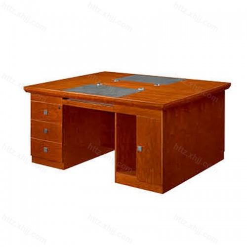 简约办公桌班台实木油漆经理桌CT 1616Z