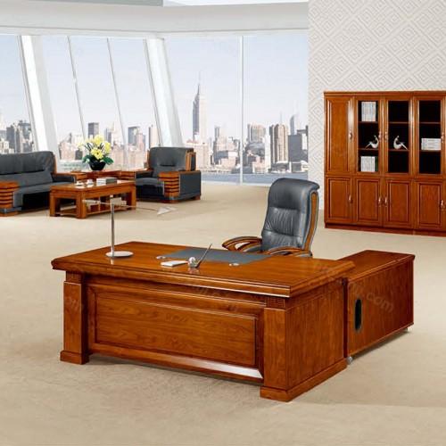 简约班台实木油漆老板桌经理桌CT 2039Z