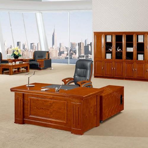 简约班台实木老板桌经理桌CT 1832Z