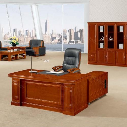 简约班台实木老板桌经理桌CT 1837H