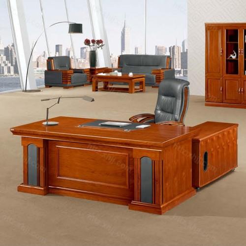 简约班台实木老板桌经理桌CT 2041Z