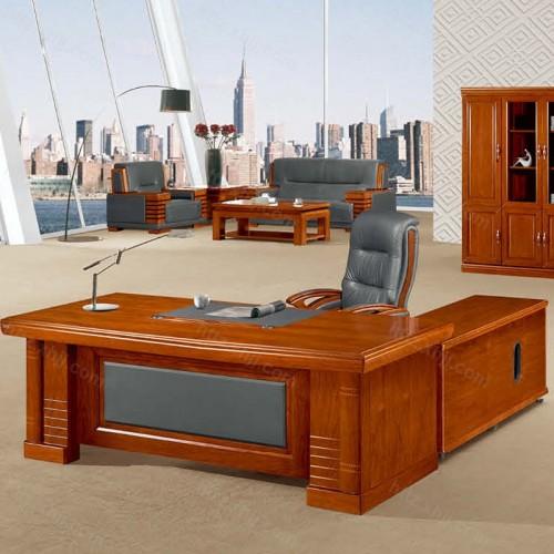 简约班台实木老板桌经理桌CT 2208H