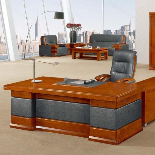 简约班台实木老板桌经理桌CT 2211Z