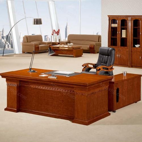 简约班台实木老板桌经理桌CT 2029Z