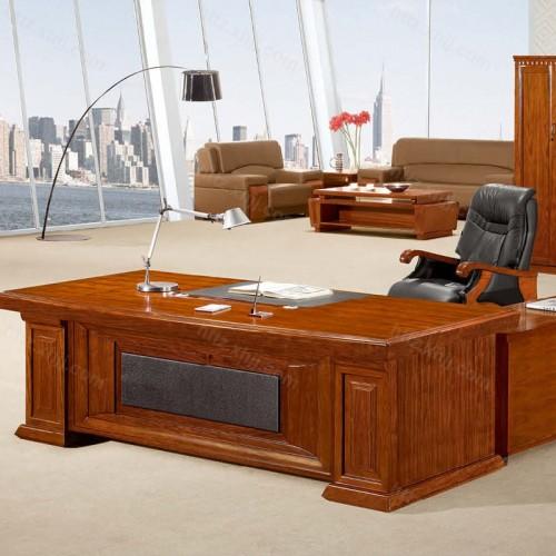 简约班台实木老板桌经理桌CT 2007H