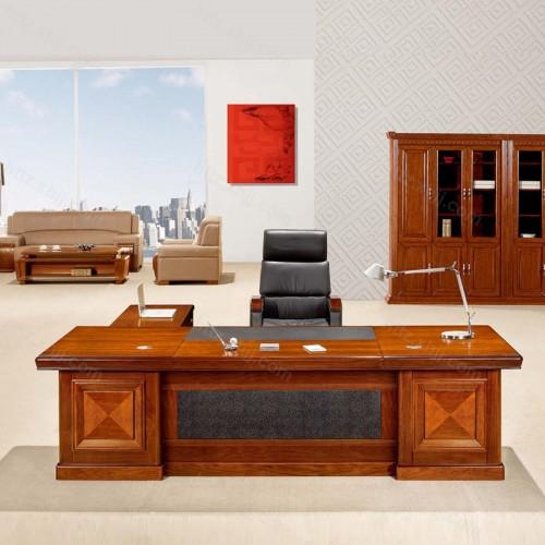 简约班台实木老板桌经理桌CT 2815Z