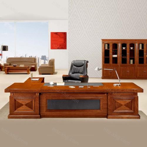 简约班台实木总裁老板桌经理桌CT 3213Z