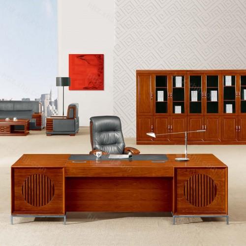 简约班台实木总裁老板桌经理桌CT 2825Z